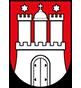 Stadtwappen Hamburg